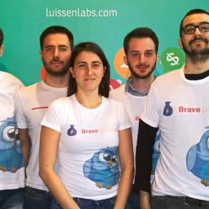 il team di brave potions